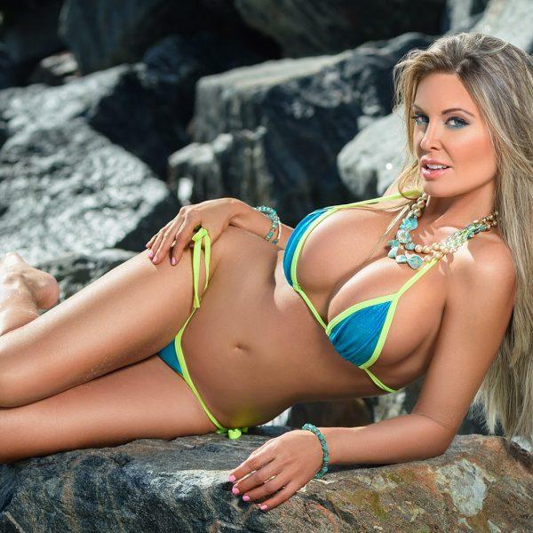 Tori-West-TurquoiseYw-Bikini